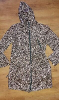 Ladies rain jacket New Look size 10