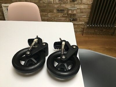 Bugaboo Cameleon 3 Front Swivel Wheels X 2. Barley Used. Excellent Condition.