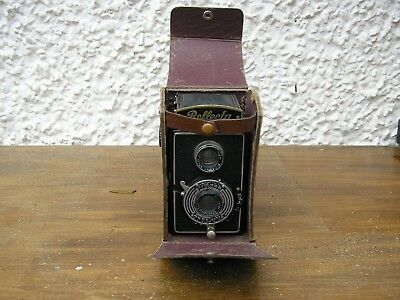 Reflecta Vintage  German Camera  in leather case