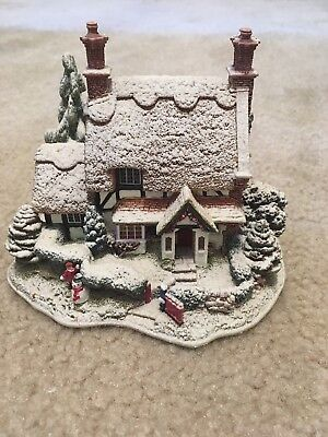 Lilliput Lane Frosty Morning Christmas Special L2128 1998