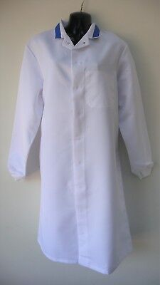 Alexandra White Lab Coat Medical Doctor Technician Food Coat Warehouse   F6