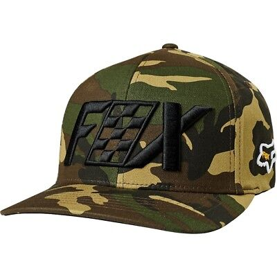 68ecc76667fc0 ... aliexpress fox racing czar mens flexfit hat camo 68bc7 bcfca