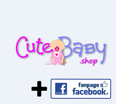 CuteBaby.shop CUTE BABY SHOP DOMAIN NAME. Perfect for SHOP + FACEBOOK FANPAGE