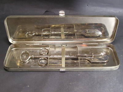 Old  Medical Surgical Instruments Possibly a Tonsil Guillotine