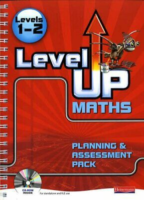 Level Up Maths: Access Teacher Planning and Assessment Pa... Mixed media product