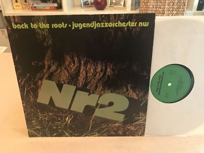 JUGENDJAZZORCHESTER NW-Back to the Roots D-ORIG. PRIVATE KRAUTROCK/JAZZ MINT