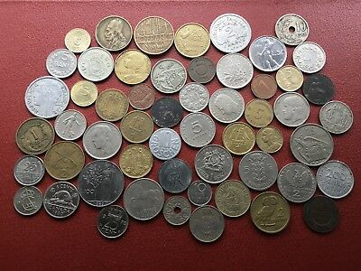 Job Lot Of Old World Coins
