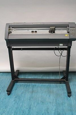 Used Roland Camm-1 Pro CX-500  Vinyl Cutter with stand
