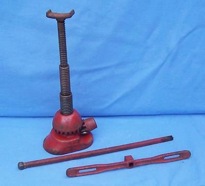 Vintage  Harvey  Frost  1 Ton Car Jack  With Handle