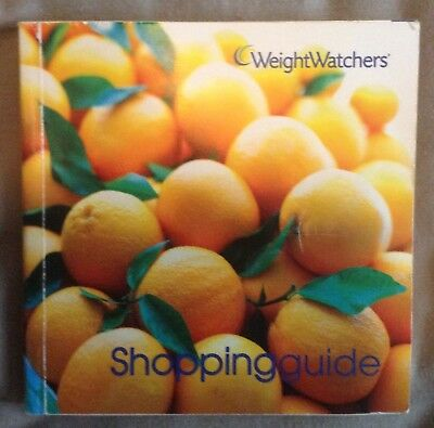 Weight Watchers Points Shopping Guide Used