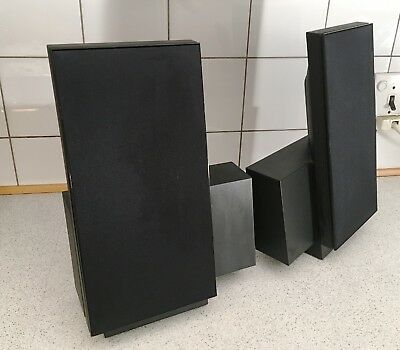 Bang & Olufsen Beolab 2500 Active Speakers for Beosystem 2500 Beosound Ouverture