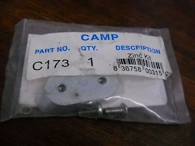 Camp part# CAMC173  OMC zinc kit