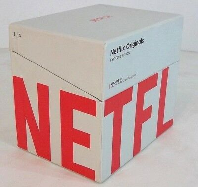 Netflix Originals 2016 Emmys FYC Collection Vol 1 House Cards Daredevil Narcos
