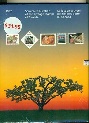 1992 Souvenir Collection of the Postage Stamps of Canada Booklet (OOAK)