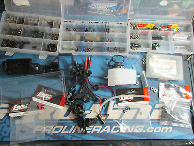 Team Losi 8ight, 8, eight 3.0 1/8 buggy truck truggy parts lot