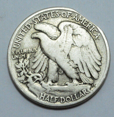 1942-P  Walking Liberty Half Dollar COIN silver, 50C, NO RESERVE $!