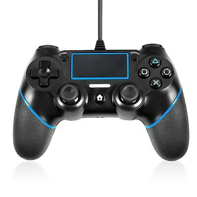 TGJOR USB Wired Game Controller for Sony PS4 PlayStation 4 Gamepad Joystick C...