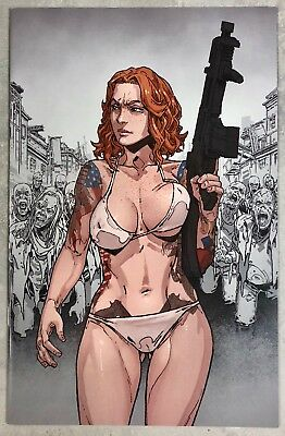 Rags #4 Cosplay Variant Cover STOCK PHOTO Antarctic Press Presale 5//29//2019