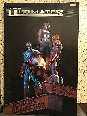 the Ultimates Ultimate Collection Vol. 1