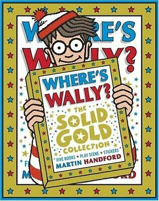 Where's Wally? The Solid Gold Collection (Where... by Handford, Martin Paperback