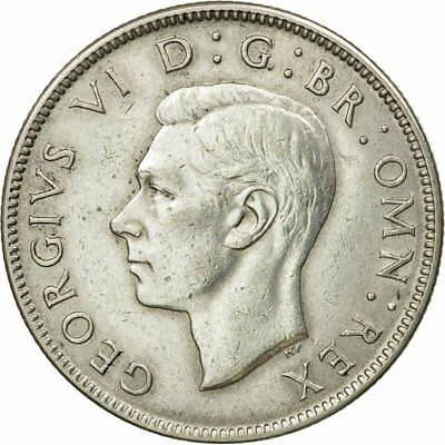 [#532120] Coin, Great Britain, George VI, Florin, Two Shillings, 1942