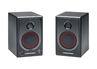 Cerwin Vega XD4 Powered Desktop/Laptop Computer Monitor Speakers with Aux Input