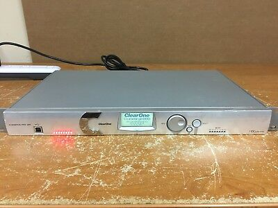 ClearOne 910-151-880 Converge Pro 880 Conference Mixer Amplifier HD Conference