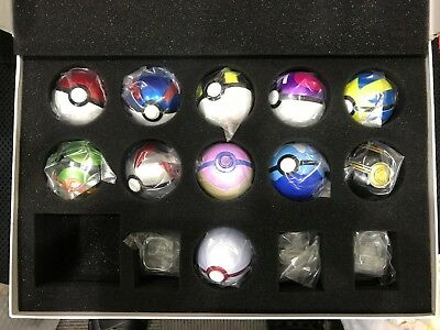 Premium Bandai Pokemon Pocket Monster Ball Collection SPECIAL