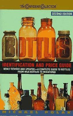 Bottles : Identification and Price Guide  (ExLib) by Michael Polak
