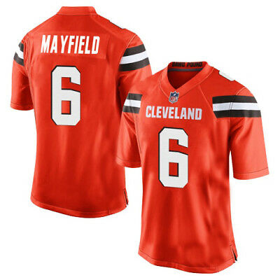 Baker Mayfield Cleveland Browns NFL Game Jersey
