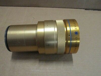 35mm Projection Lens - Isco Optic Ultra Star HD cinemascope attachment
