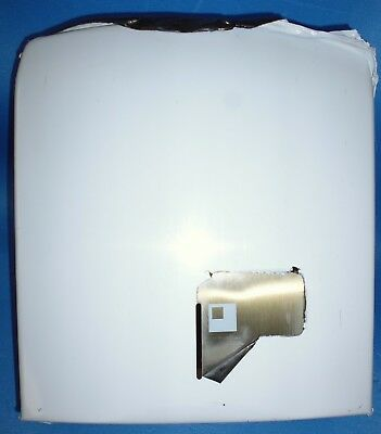 Stainless Steel Paper Towel Dispenser. BNIB