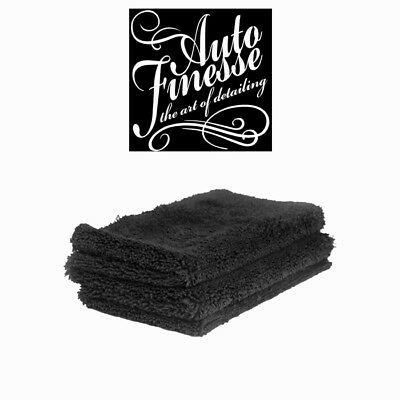 Auto Finesse Duo Edgeless Microfibre Towel / Microfiber Cloth - 60 x 40cm