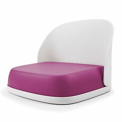OXO Tot Perch Foldable Booster Seat for Big Kids- Pink