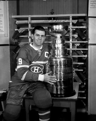 Maurice Richard Montreal Canadiens 8x10 Photo