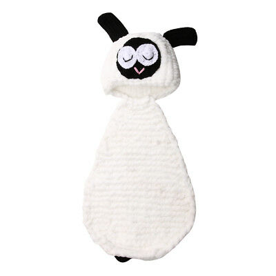 #QZO Newborn Baby Infant Crochet Knitted Little Lamb Costume Photography Props