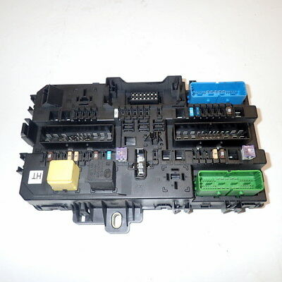 fuse box relay plate 13222173 (ref 933) 10 vauxhall astra h 1 6 3door