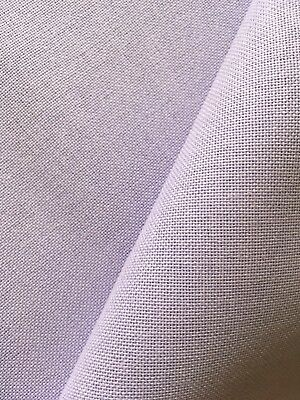 Violet  32 count Zweigart Murano evenweave fabric 50 x 70 cm
