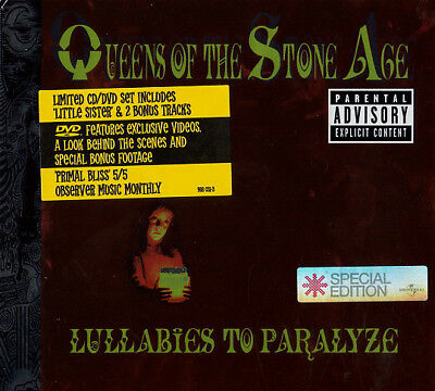 Queens of the Stone Age - Lullabies to Paralyze (Limited Edition CD & DVD)