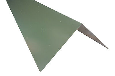 Polyester Paint Coated Barge Board Flashing Corner Profiled Metal Eaves Trim