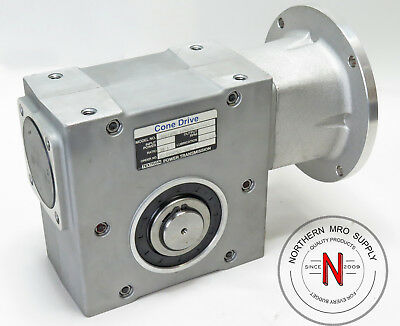 "Cone Drive B061060-Wanvb Gear Reducer, 60:1, Nema Motor Mt, 1.125"" Shaft"