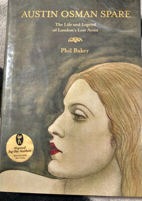 Phil Baker Austin Osman Spare. First edition, hardcover.