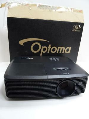 Optoma S331 Full 3D Hdmi Portable Dlp Projection Display Projector