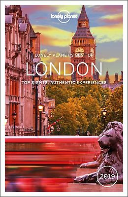 London - Best of - LONELY PLANET TRAVEL GUIDE