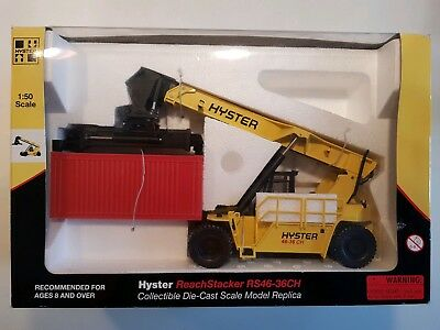 Hyster Reachstacker RS46-36CH OVP 1:50