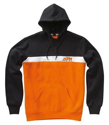NEW KTM KIDS TEAM RACING HOODIE (EXTRA-SMALL) (2X-SMALL) 3PW139430x