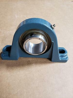 """NEW Dodge Pillow Block Bearing (210) and Housing(124137) Unit P2BSC200 (2"""" Bore)"""