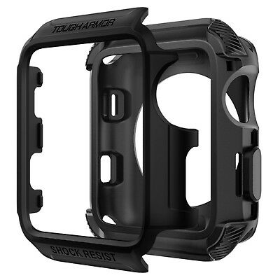 Spigen Tough Armor [2nd Generation] for Apple Watch Case 38mm with Extreme He...