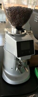 Well maintained and slightly used 2016 Espresso Grinder by Sanremo for cafes