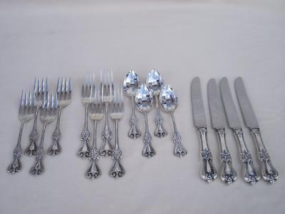 "OLD COLONIAL Sterling 16 Pc's Towle Ca"" 1895"